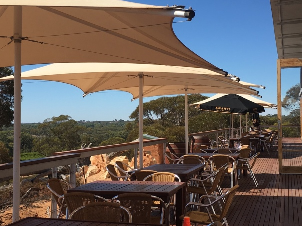 Banrock Station Winery, South Australia