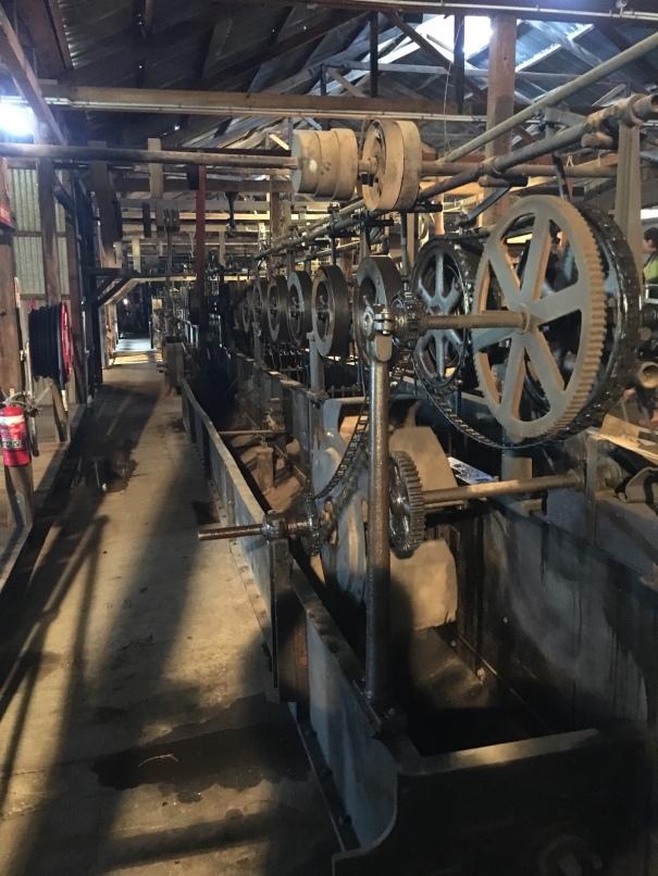 The Blackall Wool Scour